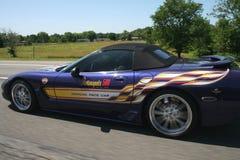 Automobile di passo di Indy 500 Fotografia Stock Libera da Diritti