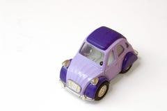 Automobile di plastica Immagine Stock