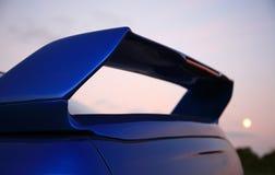 Automobile di prestazione Fotografia Stock