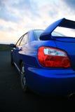 Automobile di prestazione Fotografie Stock Libere da Diritti