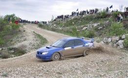 Automobile di raduno Fotografia Stock