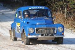 Automobile di raduno Fotografia Stock Libera da Diritti