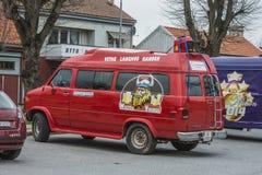 Automobile di Russe Fotografie Stock Libere da Diritti