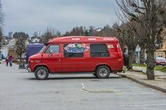 Automobile di Russe Immagini Stock Libere da Diritti