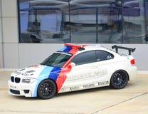 Automobile di sicurezza al circuito del International di Sepang. Fotografia Stock