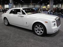 Automobile di sogno della Rolls Royce Fotografia Stock Libera da Diritti