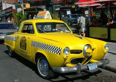 Automobile di Studebaker dell'annata Immagini Stock Libere da Diritti