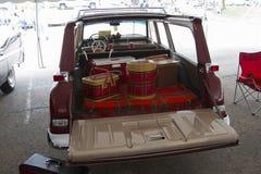 Automobile 1964 di Studebaker Wagonairre Immagini Stock