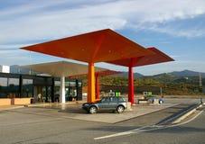 Automobile di Tanking Fotografia Stock