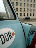 Automobile di Trabant a Berlino Fotografia Stock