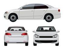 Automobile di vettore Fotografia Stock