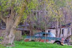 automobile dimenticata Fotografia Stock Libera da Diritti