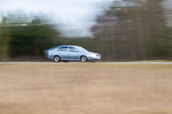 Automobile. Dynamic personal pictures of cars Stock Photography