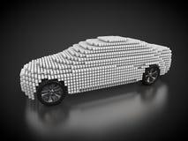 Automobile e carbody Immagini Stock