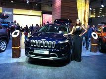 Automobile eccellente, jeep Fotografia Stock Libera da Diritti