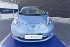Automobile elettrica Fotografie Stock