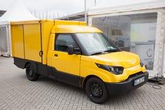 Automobile elettrica di Streetscooter Immagine Stock Libera da Diritti