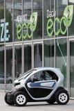 Automobile elettrica Renault twizy Immagine Stock Libera da Diritti