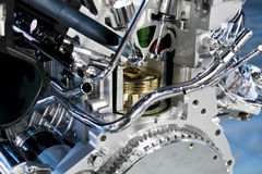 Automobile engine Royalty Free Stock Photo