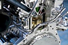 Automobile engine Royalty Free Stock Photo