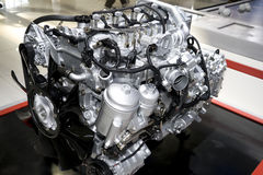 Automobile engine Stock Photos
