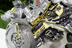 Automobile engine Royalty Free Stock Images