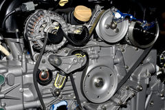 Automobile engine Royalty Free Stock Image