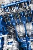 Automobile engine stock photography