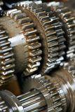 Automobile engine or transmission gear box Royalty Free Stock Photography
