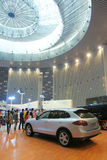 Automobile Exhibition Stock Image