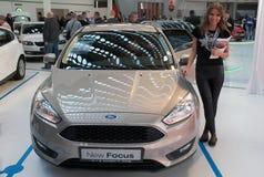 Automobile Ford New Focus Immagini Stock Libere da Diritti