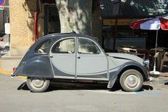 Automobile francese d'annata Fotografie Stock