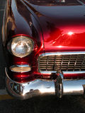 Automobile fredda dell'annata - frammento Fotografia Stock