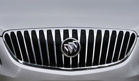 Automobile front face Stock Photo