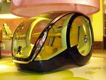 Automobile futuristica Fotografia Stock Libera da Diritti