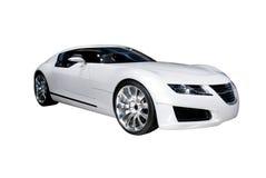Automobile futuristica immagini stock