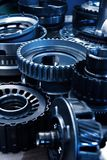 Automobile Gear Assembly Royalty Free Stock Photos