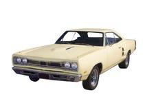 Automobile giallo-chiaro del muscolo Immagine Stock Libera da Diritti