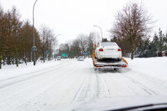 Automobile guastata Fotografie Stock Libere da Diritti