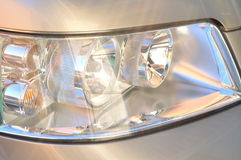Automobile Headlamp Stock Photos
