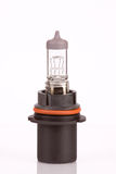 Automobile headlight bulb. Automobile electric headlight light bulb Royalty Free Stock Photography