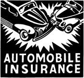 Automobile Insurance Royalty Free Stock Photography