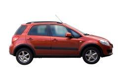 Automobile isolata Fotografia Stock Libera da Diritti