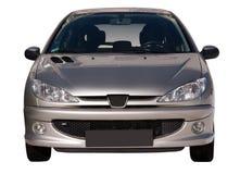 Automobile isolata Fotografia Stock