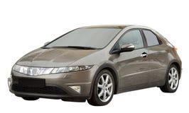 Automobile isolata immagine stock
