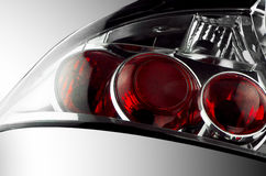 Automobile lamp Royalty Free Stock Photography