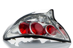 Automobile lamp Royalty Free Stock Photos