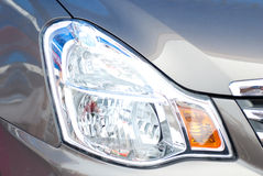 Automobile lights Royalty Free Stock Images
