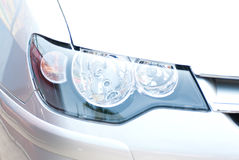 Automobile lights Stock Photo