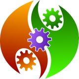 Automobile logo. Illustration of automobile logo design isolated on white background vector illustration
